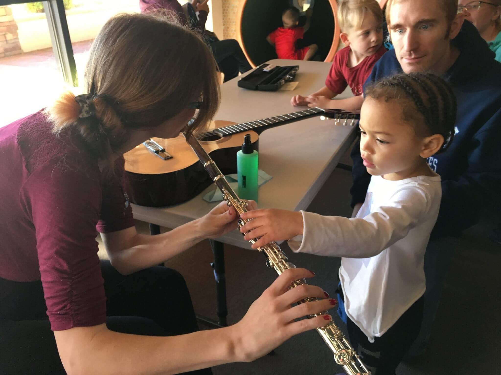 flute lessons tucson az