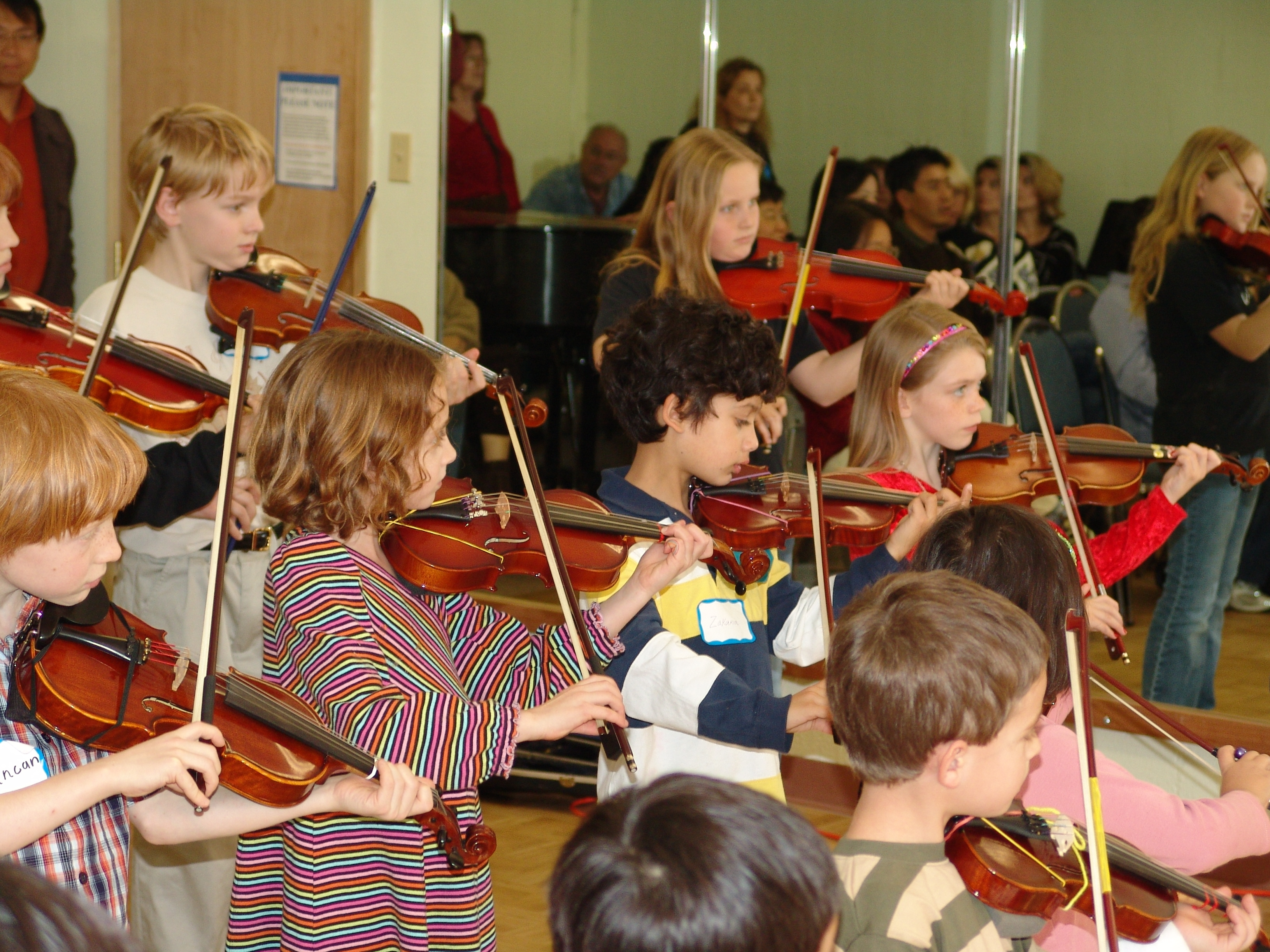violin lessons for children