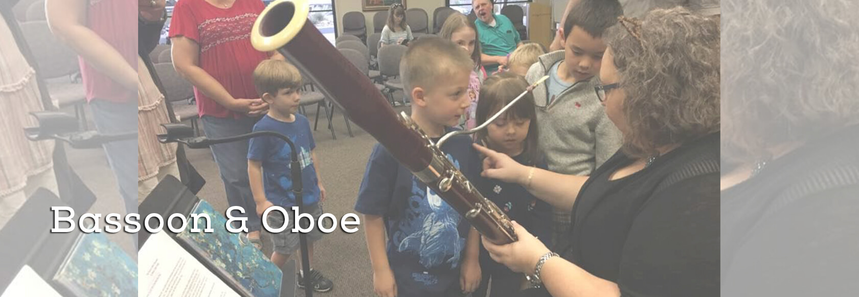 Bassoon & Oboe Lessons