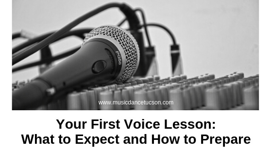 Your First Voice Lesson: What to Expect and How to Prepare
