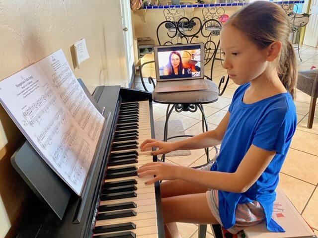 online music lessons Tucson, AZ
